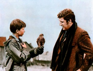 "Mr Farthing treating Billy Casper as an individual in the film ""Kes"" by Ken Loach (1967)"