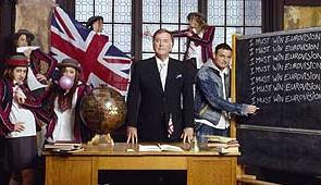 terry  wogan and political voting